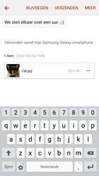 Samsung Galaxy A3 (2016) - E-mail - hoe te versturen - Stap 18