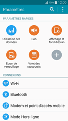 Samsung A300FU Galaxy A3 - Bluetooth - connexion Bluetooth - Étape 6