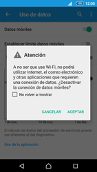 Sony Xperia Z5 - Internet - Activar o desactivar la conexión de datos - Paso 6