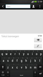 HTC Desire 601 - MMS - afbeeldingen verzenden - Stap 5