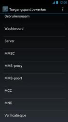 Acer Liquid S1 - Internet - Handmatig instellen - Stap 16