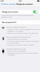 Apple iPhone 6 Plus iOS 8 - Internet et connexion - Utiliser le mode modem par USB - Étape 8