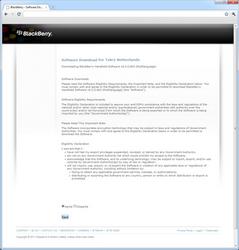 BlackBerry 9780 Bold - Software - installeer firmware update - Stap 4