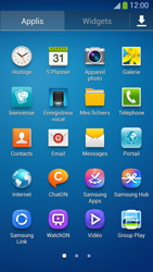 Samsung Galaxy S4 - Photos, vidéos, musique - Prendre une photo - Étape 3