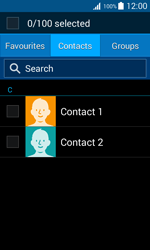 Samsung G318H Galaxy Trend 2 Lite - E-mail - Sending emails - Step 6