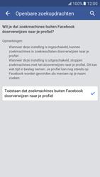 Samsung Galaxy S7 - Privacy - Privacy instellingen van Facebook aanpassen - Stap 33