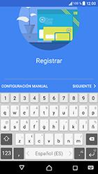 Sony Xperia XA1 - E-mail - Configurar correo electrónico - Paso 9