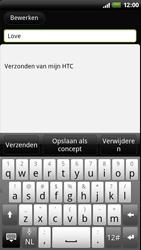 HTC Z715e Sensation XE - E-mail - hoe te versturen - Stap 7