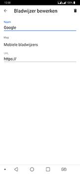 LG g7-fit-dual-sim-lm-q850emw - Internet - Hoe te internetten - Stap 9