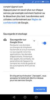 Huawei Y6 (2018) - E-mails - Ajouter ou modifier votre compte Gmail - Étape 13