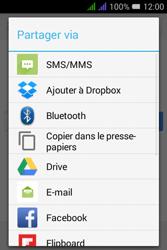 Alcatel Pixi 3 Dual Sim - Internet et connexion - Naviguer sur internet - Étape 18