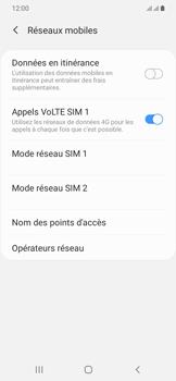 Samsung Galaxy A20e - Réseau - utilisation à l'étranger - Étape 9