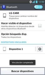LG Optimus L5 II - Bluetooth - Conectar dispositivos a través de Bluetooth - Paso 9