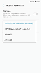 Samsung A520F Galaxy A5 (2017) - Android Nougat - Netwerk - Wijzig netwerkmodus - Stap 7