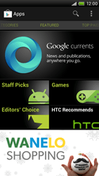 HTC S728e One X Plus - Applications - Downloading applications - Step 16