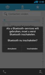 Huawei Ascend Y300 - Contacten en data - Contacten overzetten via Bluetooth - Stap 9