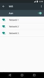 Fairphone Fairphone 2 (2017) - WiFi - Verbinden met een netwerk - Stap 6
