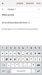 Samsung Galaxy J3 (2016) - E-mails - Envoyer un e-mail - Étape 10