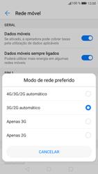 Huawei P9 Lite - Android Nougat - Internet no telemóvel - Como ativar 4G -  6