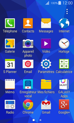 Samsung G357 Galaxy Ace 4 - MMS - envoi d'images - Étape 2
