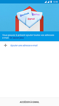 OnePlus 3 - Android Oreo - E-mail - Configuration manuelle (gmail) - Étape 5