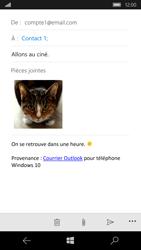 Microsoft Lumia 950 - E-mails - Envoyer un e-mail - Étape 15