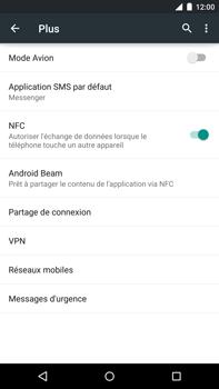 Motorola Nexus 6 - Internet - Configuration manuelle - Étape 7