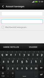HTC Desire 601 - E-mail - e-mail instellen: POP3 - Stap 7