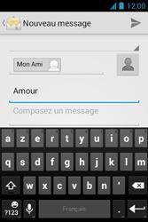 Bouygues Telecom Bs 351 - E-mails - Envoyer un e-mail - Étape 9