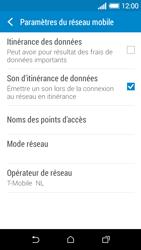 HTC Desire 510 - Aller plus loin - Désactiver les données à l'étranger - Étape 6