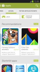 Samsung Galaxy S3 4G - Applications - Télécharger une application - Étape 5