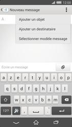 Sony Xperia Z2 - Contact, Appels, SMS/MMS - Envoyer un MMS - Étape 6
