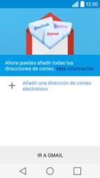 LG Leon - E-mail - Configurar Gmail - Paso 7
