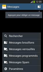 Samsung S7275 Galaxy Ace 3 - SMS - configuration manuelle - Étape 5
