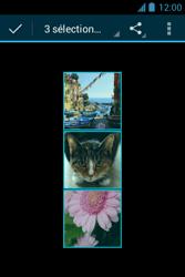 Bouygues Telecom Bs 351 - Photos, vidéos, musique - Envoyer une photo via Bluetooth - Étape 9