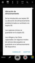 Samsung Galaxy S7 - Funciones básicas - Uso de la camára - Paso 4