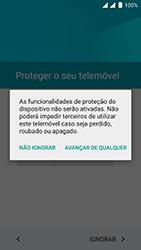 Wiko Fever 4G - Primeiros passos - Como ligar o telemóvel pela primeira vez -  13