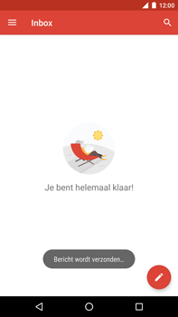 Huawei Nexus 6P - Android Oreo - E-mail - e-mail versturen - Stap 15