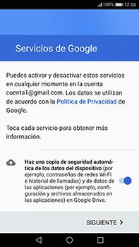 Huawei P10 Plus - E-mail - Configurar Gmail - Paso 13