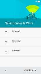 Huawei Y5 - Premiers pas - Créer un compte - Étape 4