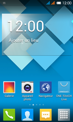 Alcatel OT-4033X Pop C3 - Paramètres - reçus par SMS - Étape 3