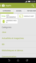 HTC Desire 510 - Applications - Télécharger une application - Étape 6