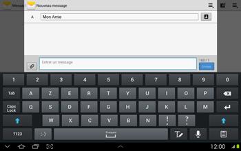 Samsung P5100 Galaxy Tab 2 10-1 - MMS - envoi d'images - Étape 7