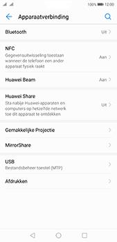 Huawei P20 Pro Dual-SIM (Model CLT-L29) - Bluetooth - Aanzetten - Stap 3