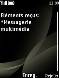 Nokia 6303 classic - MMS - configuration automatique - Étape 6