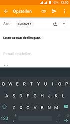 Alcatel Pixi 4 (5) 4G (5045X) - E-mail - Hoe te versturen - Stap 9