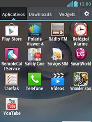 LG E430 Optimus L3 II - Aplicativos - Como baixar aplicativos - Etapa 3