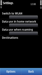 Nokia N8-00 - Internet - Enable or disable - Step 6