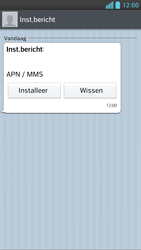 LG D505 Optimus F6 - MMS - Automatisch instellen - Stap 5