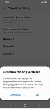 Samsung Galaxy A40 - Netwerk - gebruik in het buitenland - Stap 15